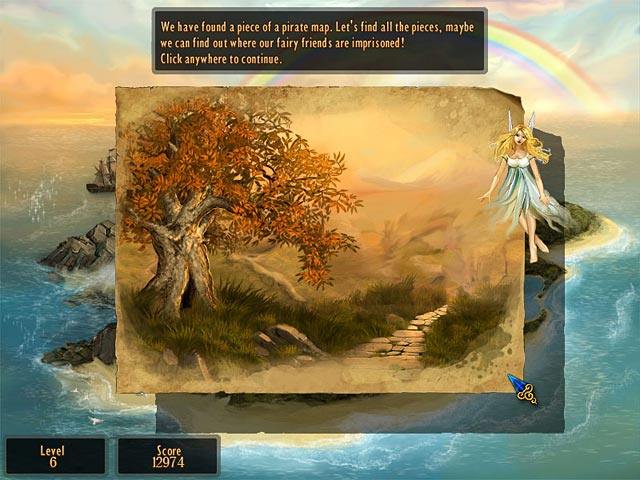 Game screenshot 3 Fairy Island
