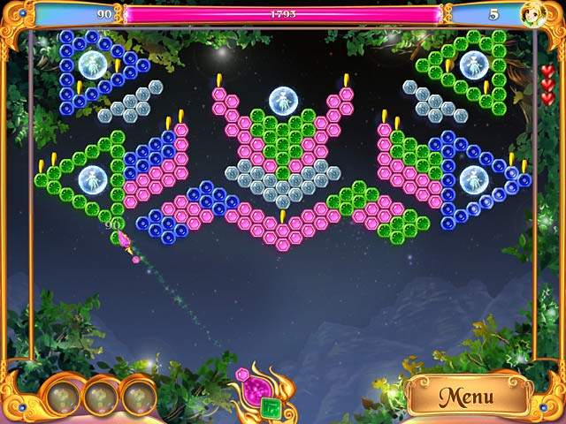 Game screenshot 1 Fairy Jewels 2