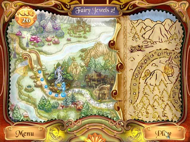 Game screenshot 3 Fairy Jewels 2