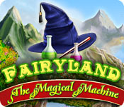 Feature screenshot game Fairy Land: The Magical Machine