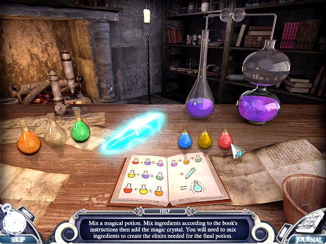 Game screenshot 2 Fairy Tale Mysteries: The Puppet Thief