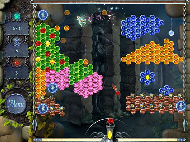 Game screenshot 1 Fairy Jewels
