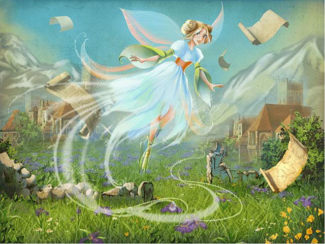 Game screenshot 3 Fairy Jewels