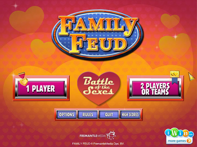 Game screenshot 1 Family Feud: Battle of the Sexes