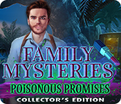 Feature screenshot game Family Mysteries: Poisonous Promises Collector's Edition