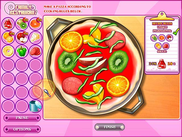 Game screenshot 1 Family Restaurant