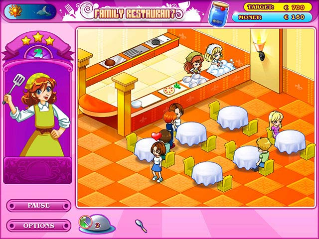 Game screenshot 2 Family Restaurant