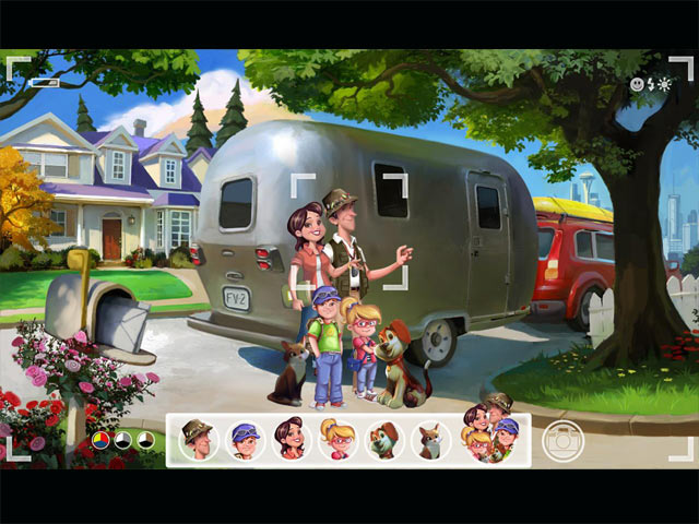 Game screenshot 1 Family Vacation 2: Road Trip