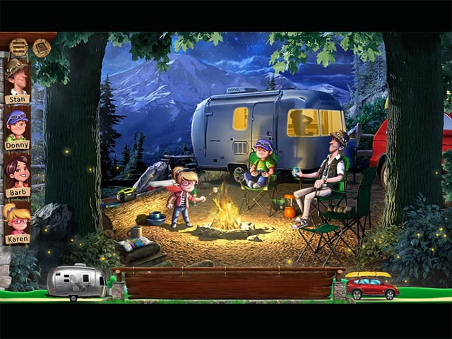 Game screenshot 2 Family Vacation 2: Road Trip