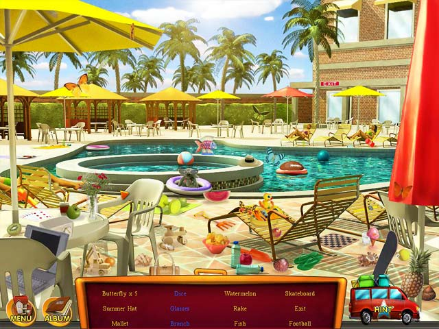 Game screenshot 1 Family Vacation: California