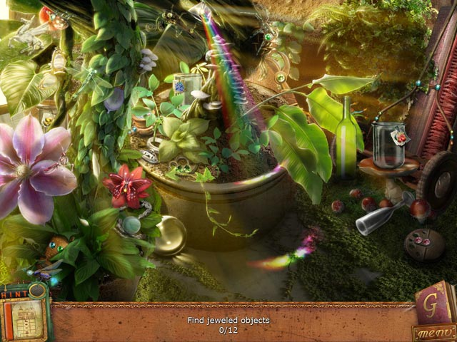 Game screenshot 2 Fantastic Creations: House of Brass Collector's Edition