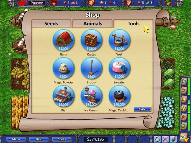 Game screenshot 2 Fantastic Farm