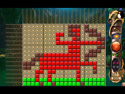 Fantasy Mosaics 11: Fleeing from Dinosaurs Screenshot-1