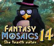 Fantasy Mosaics 14: Fourth Color – Mac Game Download