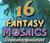 Fantasy Mosaics 16: Six colors in Wonderland - Mac