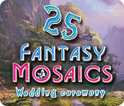 Fantasy Mosaics 25: Wedding Ceremony