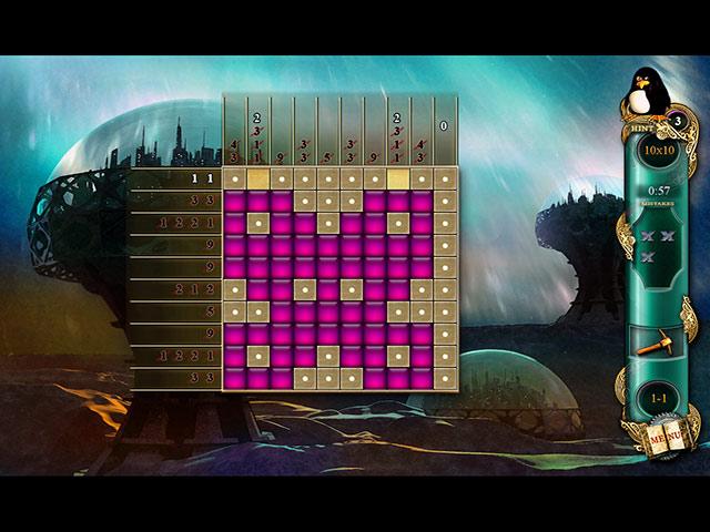 Game screenshot 2 Fantasy Mosaics 3