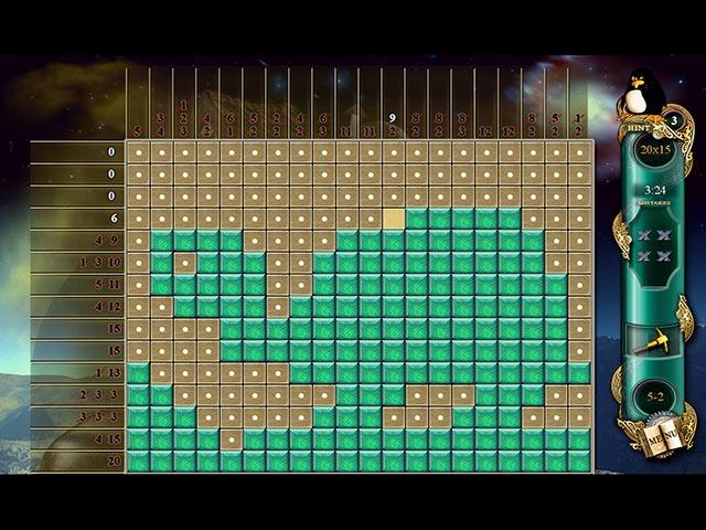 Game screenshot 3 Fantasy Mosaics 3