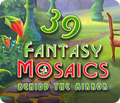 Feature screenshot game Fantasy Mosaics 39: Behind the Mirror