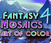 Fantasy Mosaics 4: Art of Color