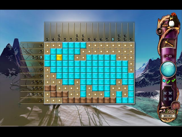 Fantasy mosaics 4 art of color ipad iphone android for Big fish games mac