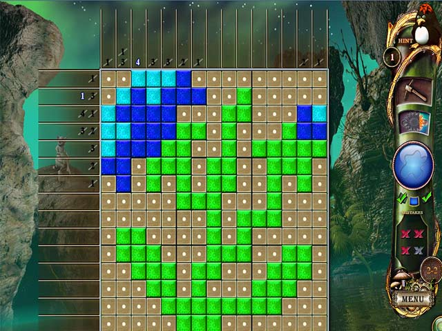 Game screenshot 3 Fantasy Mosaics 6: Into the Unknown