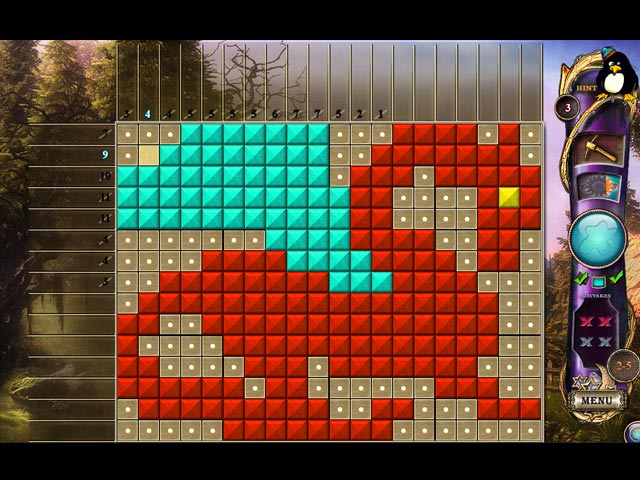 Game screenshot 1 Fantasy Mosaics 8: New Adventure
