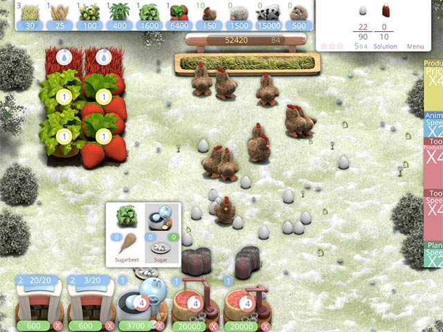 Game screenshot 1 Farm Fables: Strategy Enhanced