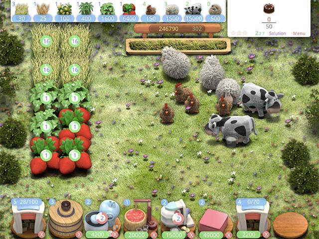 Game screenshot 2 Farm Fables: Strategy Enhanced