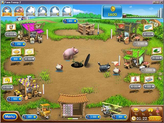 Game screenshot 3 Farm Frenzy 2