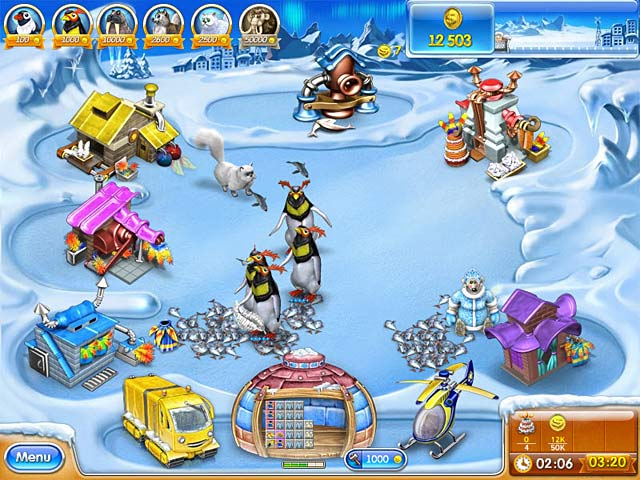 Video for Farm Frenzy 3: Ice Age