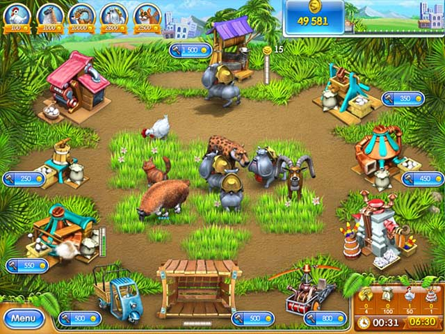 Farm Frenzy 3 Screenshot-1