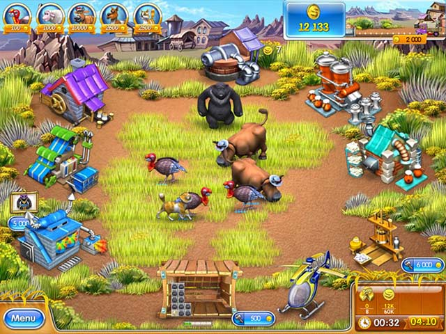 Farm Frenzy 3 Screenshot-3