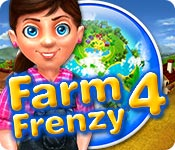 Feature screenshot game Farm Frenzy 4