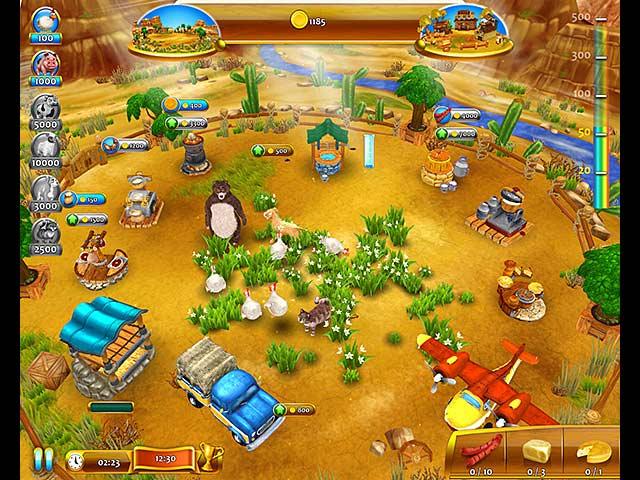 Farm Frenzy 4 - Review