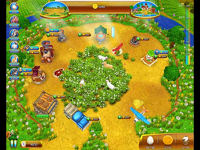 Farm frenzy 4 foxy games full cracked download for Big fish games free download full version
