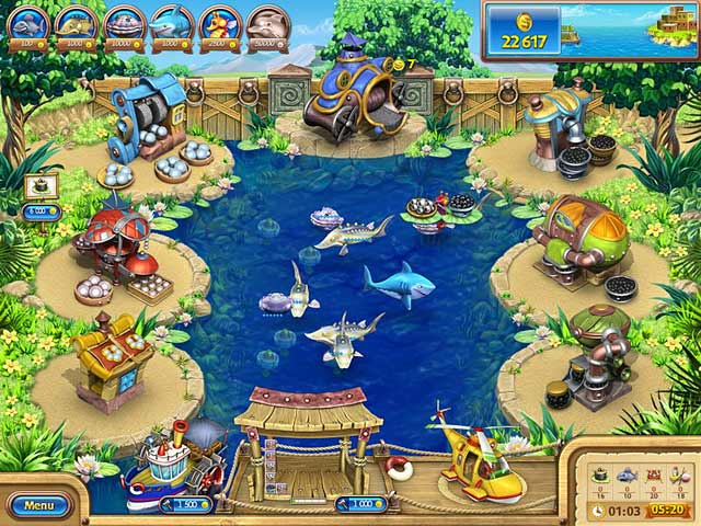 Farm frenzy gone fishing ipad iphone android mac for Big fish games free download full version