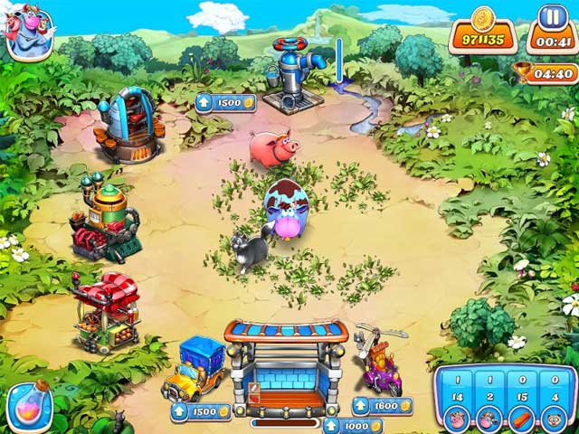 Game screenshot 1 Farm Frenzy: Hurricane Season