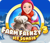Feature screenshot game Farm Frenzy: Ice Domain