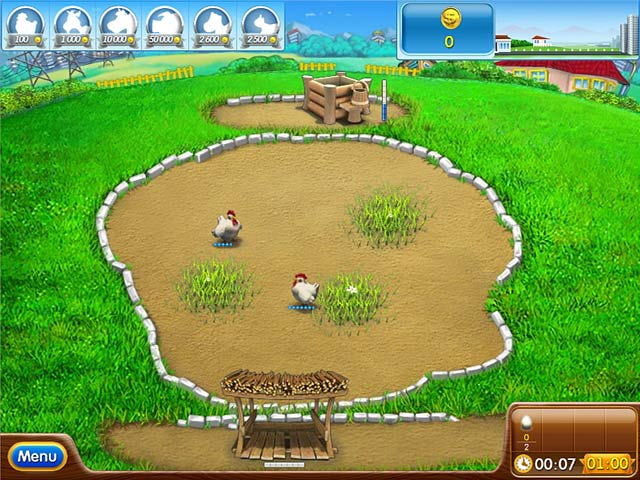 Game screenshot 3 Farm Frenzy Pizza Party