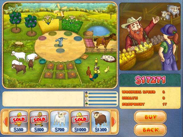 Game screenshot 3 Farm Mania 2