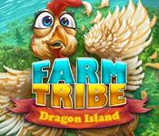 Feature screenshot game Farm Tribe: Dragon Island