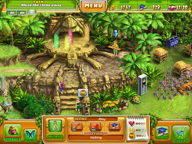 Farm tribe gt ipad iphone android mac amp pc game big fish