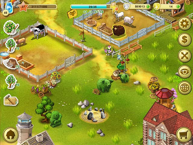 Farm up ipad iphone android mac pc game big fish for Big fish game manager