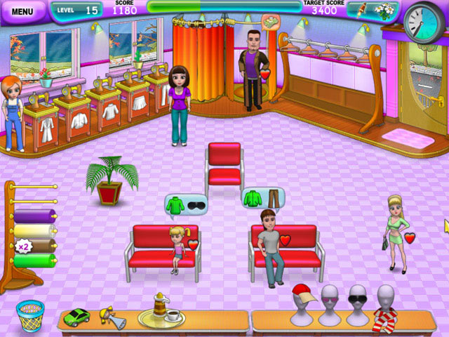 Game screenshot 1 Fashion Craze