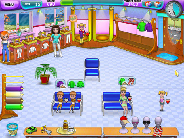 Game screenshot 2 Fashion Craze