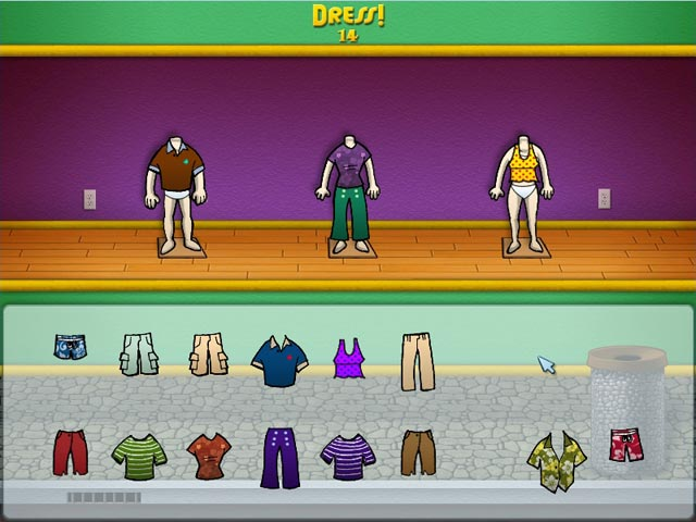 Game screenshot 3 Fashion Fits!