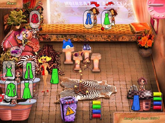 Game screenshot 2 Fashion Rush