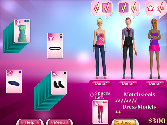 Free online fashion games with levels 94