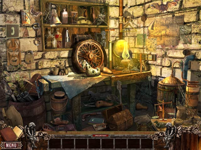 Game screenshot 3 Fear For Sale: Mystery of McInroy Manor